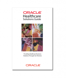 Oracle Partner Solutions Guides
